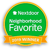 Nextdoor Neighbor Favorite - 2019 Winner - Fitch Services, Charlottesville VA
